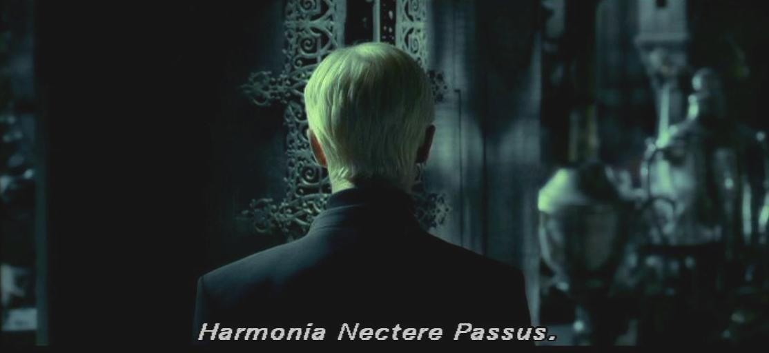 Harmonia Nectere Passus