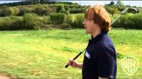 Harry Potter and the Deathly Hallows, Part 1- Golfing with Ron