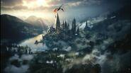 Zamek z lotu ptaka 2 (Dziedzictwo Hogwartu)