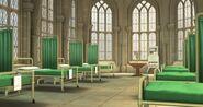 Skrzydło Szpitalne (Harry Potter Hogwarts Mistery)