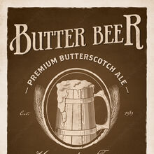 Harry potter butterbeer poster by dontblinktees-d3hooub.jpg
