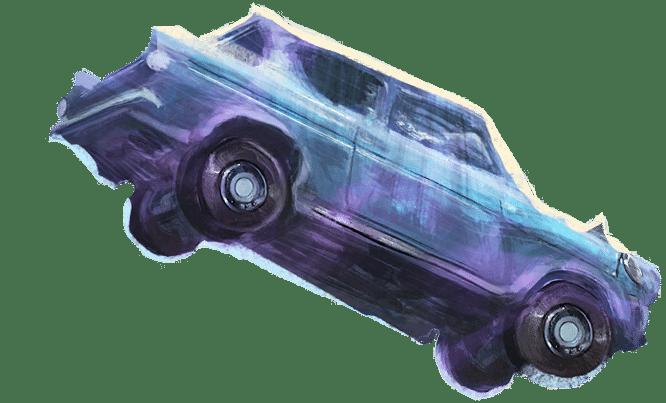 Brilliant Flying Weasley Car WU.png
