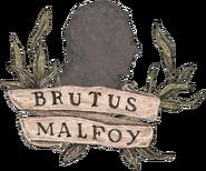 Brutus Malfoy PM
