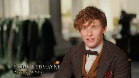 Fantastic Beasts and Where to Find Them Behind the Scenes Featurette