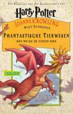 German paperback Hogwarts Library FB