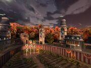 Quidditch World Cup - American Quidditch Stadium 01