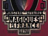 Министерство магии Франции