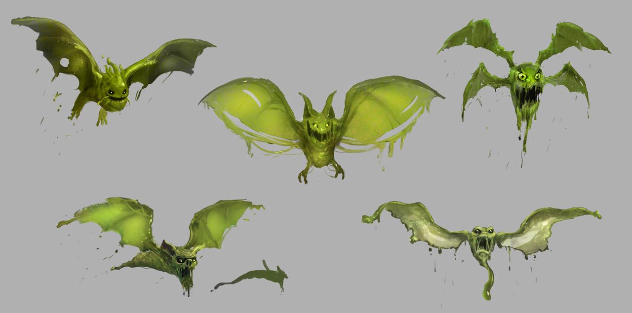 Bat-Bogey Hex