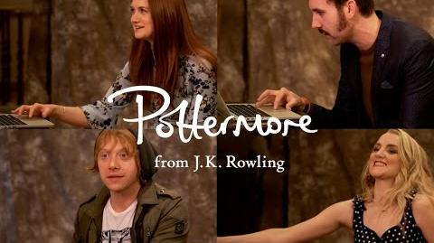 Harry Potter Actors sorted on Pottermore