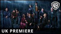Fantastic Beasts The Crimes of Grindelwald - UK Premiere Highlights - Warner Bros