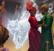 Patronus Kingsleya (Wizarding World)