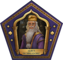 Albus Dumbledore Chocolate Frog Card HM.png