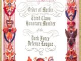 Dark Force Defence League