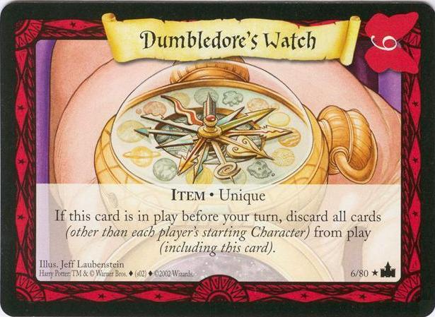 Dumbledore's Watch