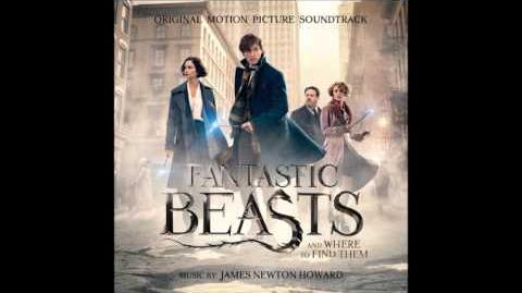 Fantastic Beasts and Where to Find Them OST 11 - The Demiguise and The Occamy