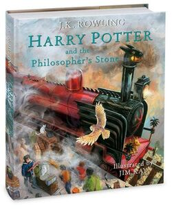 Harry Potter and the Philosopher's Stone cover Jim Kay.jpg