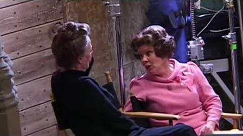 Maggie Smith and Imelda Staunton