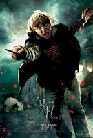 DHf2-Poster ActionRonWeasley