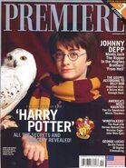 HP1 magazine covers 2