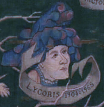 Lycoris Musta