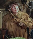 Pomona Sprout with wand