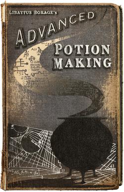 Cópia de Estudos Avançados no Preparo de Poções de Severo Snape