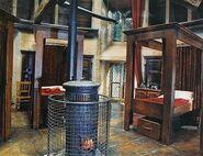 Dormitorium Gryfonów