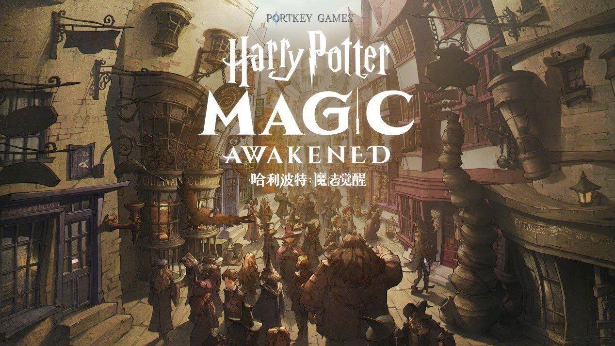Harry Potter - Magic Awakened title.jpg