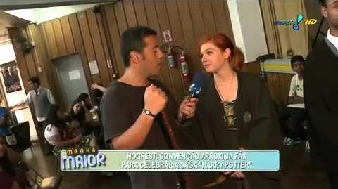 Manhã Maior (RedeTV) - ASM na Hogfest 2010