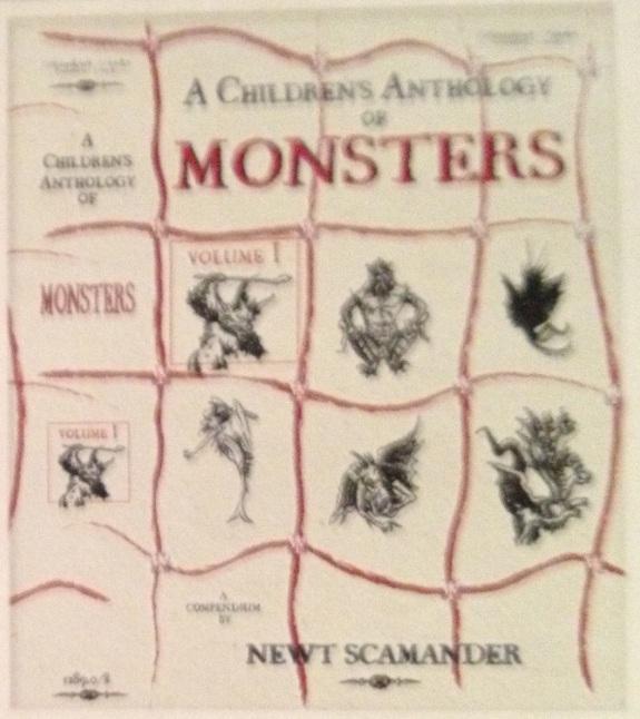 Une Anthologie des Monstres pour Enfants