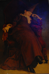 Unidentified Sleeping Headmistress with Rings