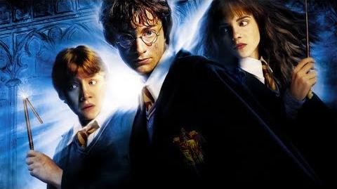 03. The Chamber of Secrets