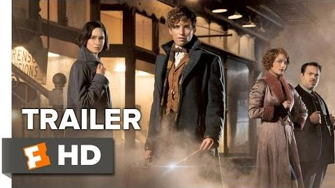 Fantastic beasts and where to find them (NEW LONGER TRAILER - 2016)