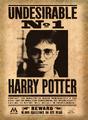 HP Ongewenst Nr 1 poster