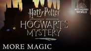 Harry Potter Hogwarts Mystery, A New Mobile Game Wizarding World