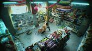Harry Potter Wizards Unite Monster Book of Monsters Harasses Muggle Shopkeeper