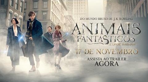 Animais Fantásticos e Onde Habitam - Trailer Final (leg) HD
