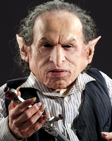 Griphook Harry Potter Wiki Fandom In the world of harry potter, goblins are considered to be inferior by many wizards, who foolishly believe that the goblins are comfortable with that arrangement. griphook harry potter wiki fandom