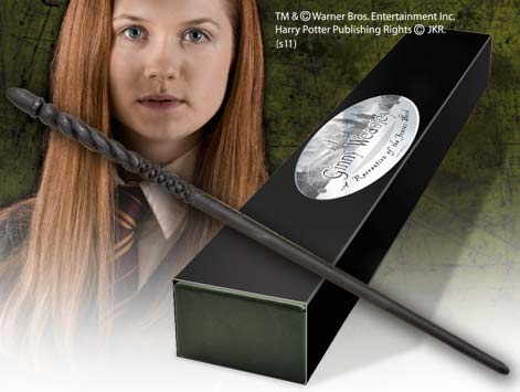 Ginevra Weasley's wand - Noble collection.jpg
