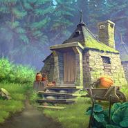 Hagrid's Hut - PAS