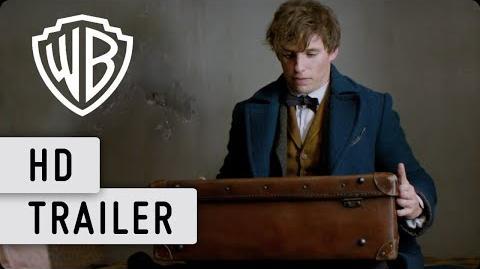 PHANTASTISCHE TIERWESEN UND WO SIE ZU FINDEN SIND - Trailer 1 Deutsch HD German