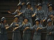 Beauxbatons Schülerinnen