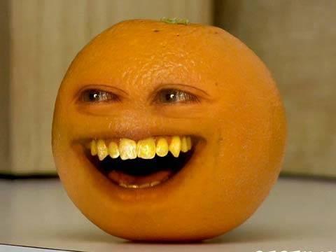 User Annoying Orange Patronus