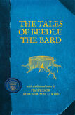 The Tales of Beedle the Bard Hogwarts Library cover