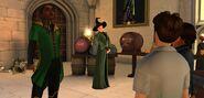 Dragon Relay - McGonagall