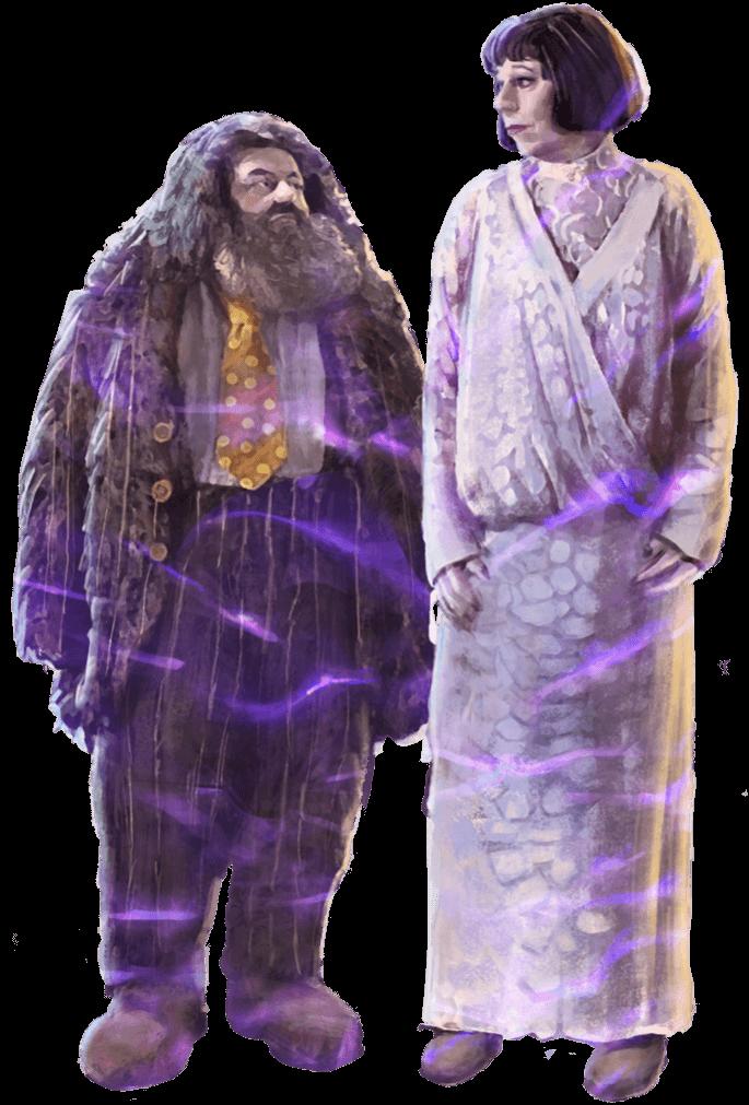 Brilliant Hagrid and Madame Maxime WU.png