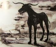 Hodag - ilustracje Olivii Lomenech Gill