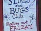 Slugs and Bugs Club