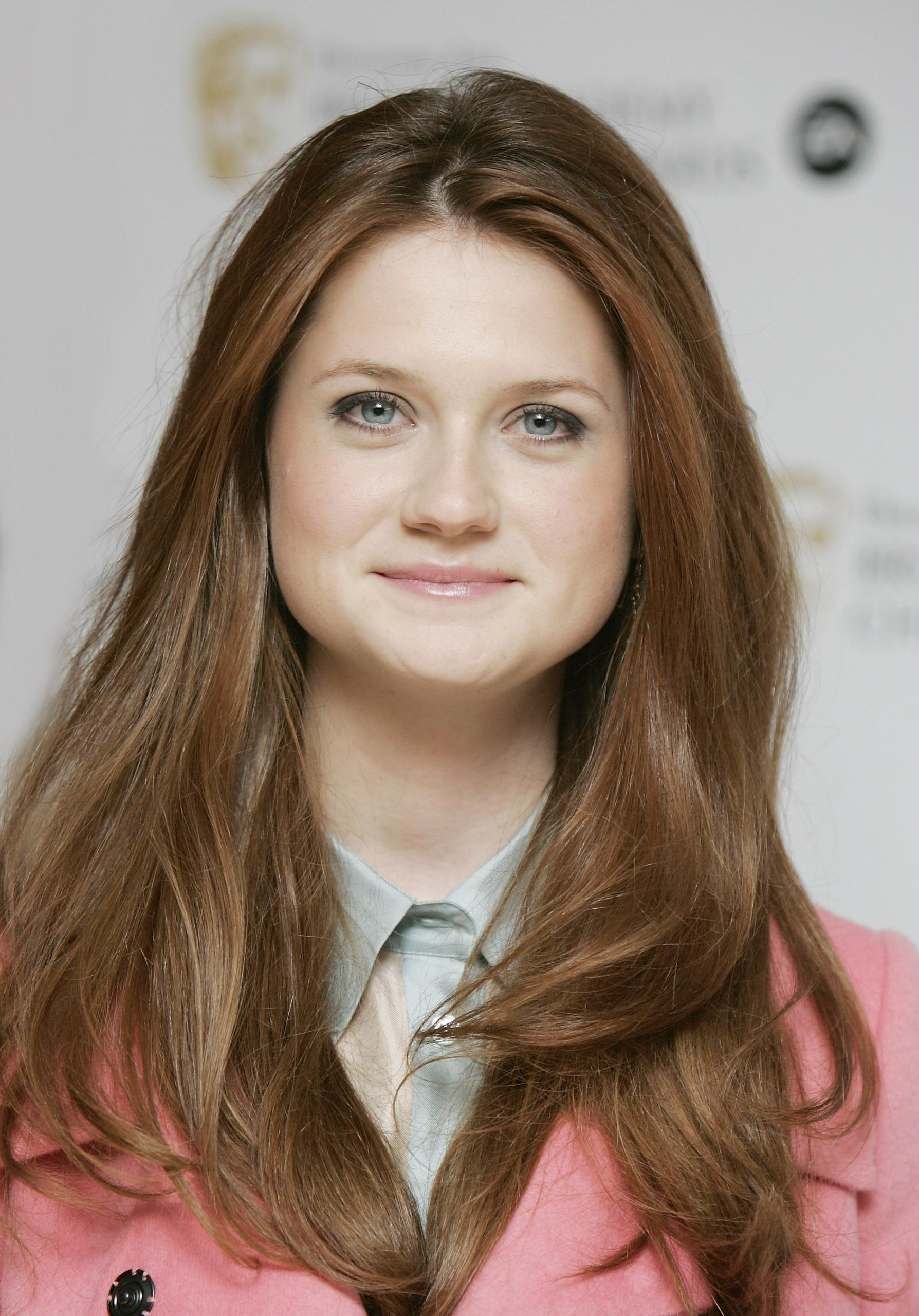 Bonnie Wright Harry Potter Wiki Fandom