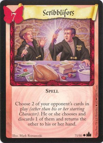 Scribblifors (Trading Card)